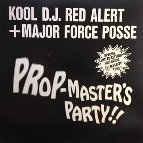 PROP-MASTER'S PARTY!! (USED)
