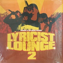 LYRICIST LOUNGE 2 (USED)