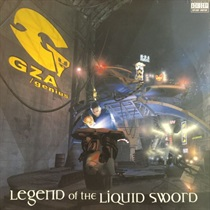 LEGEND OF THE LIQUID SWORD (USED)