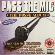 PASS THE MIC (USED)