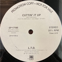 CUTTIN' IT UP (USED)