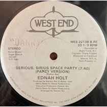 SERIOUS SIRIUS SPACE PARTY (USED)