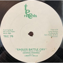 EAGLES BATTLE CRY (USED)