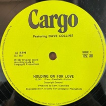 HOLDING ON FOR LOVE (USED)