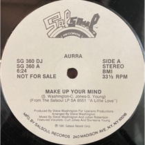 MAKE UP YOUR MIND (USED)