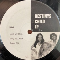 DESTINYS CHILD EP (USED)