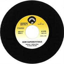 HOW SUPERSTITIOUS (VOCAL MIX )