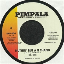 NUTHIN' BUT A G THANG (45 EDIT)