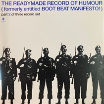 THE READYMADE RECORD OF HUMOUR PT2 (USED)