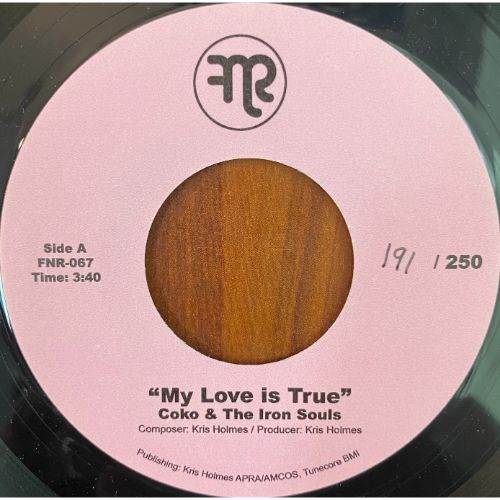 MY LOVE IS TRUE / STILL CALLING (USED)