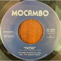 FATSO / DOIN TICK (USED)