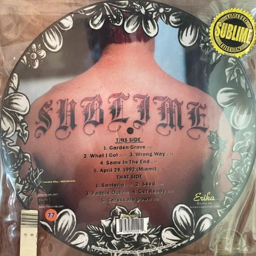 SUBLIME (USED)