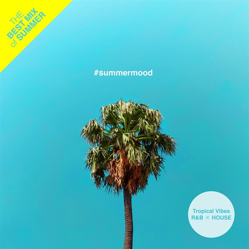 #summermood - THE BEST MIX OF TROPICAL VIBES R&B × HOUSE