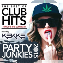 PARTY JUNKIES 2015 mixed by DJ KEKKE