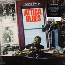 ATTICA BLUES (USED)