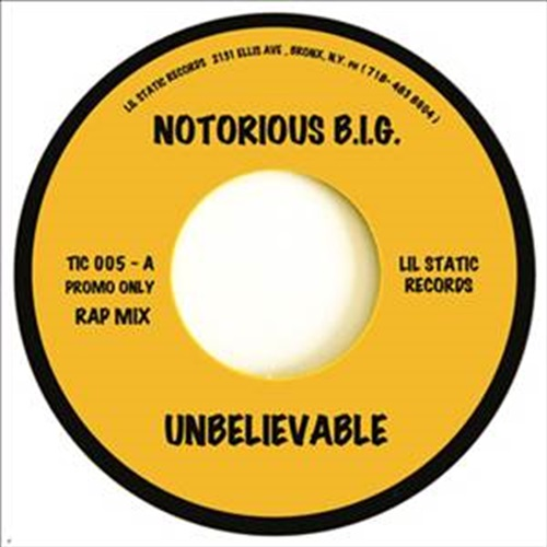 UNBELIEVABLE(7INCH EDIT)