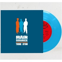 THINK/ATOM (LTD BLUE VINYL)