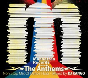 Theanthems2mixedbydjkango cd for 1234 get on the dance floor dj mix